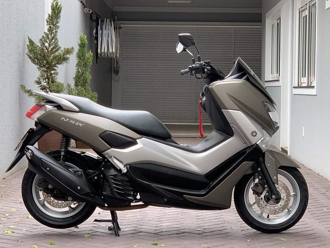 NMAX 160 CC ABS 16/17